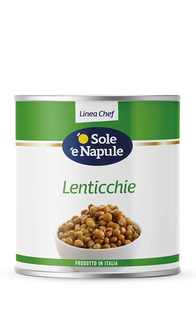 Lenticchie Latta 2,5 Kg