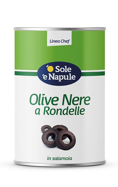 Olive Nere a rondelle Latta 5 Kg