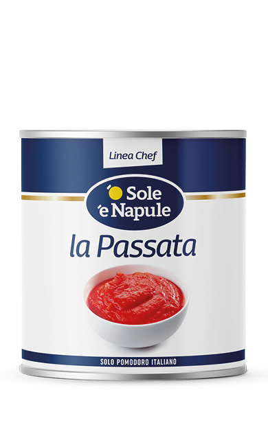 La Passata Latta 2,5 Kg