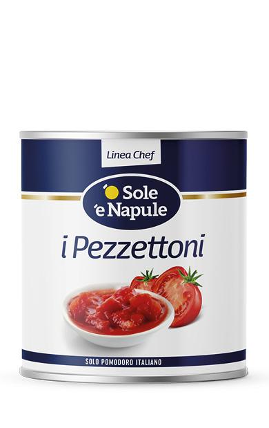 I Pezzettoni Latta 2.5 Kg