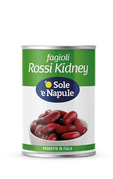 Fagioli Rossi Kidney Latta 400 g