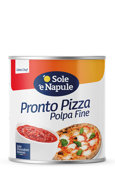 Polpa Pronto Pizza Latta 2,5 Kg