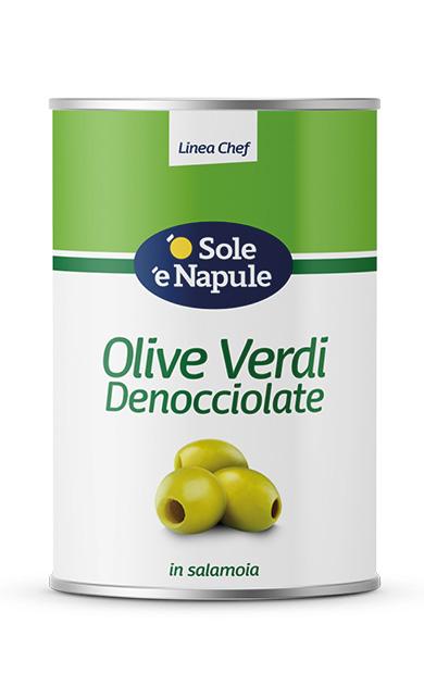 Olive Verdi denoc. Latta 5 Kg