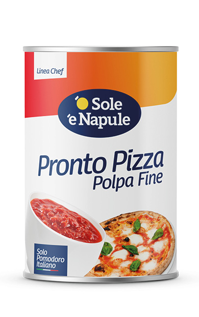 Polpa Pronto Pizza Latta 4 Kg