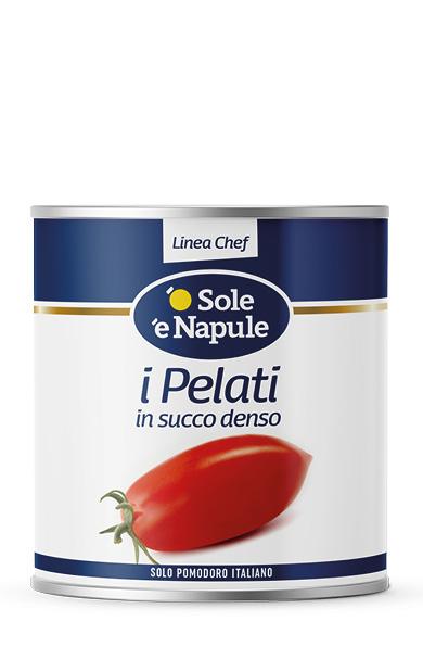 I Pelati Latta 2,5 Kg