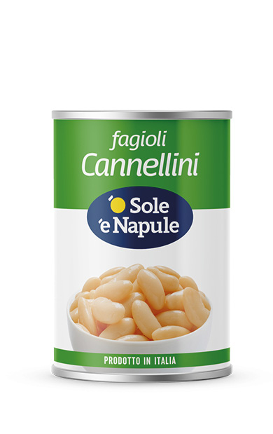 Fagioli Cannellini Latta 400 g