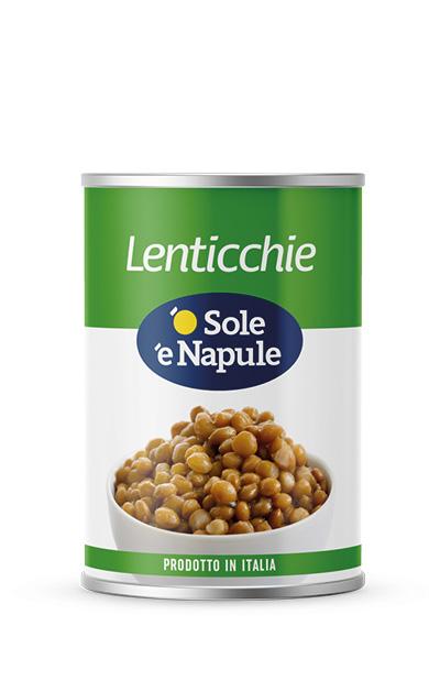 Lenticchie Latta 400 g